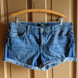 Joe's Jeans roll up shorts